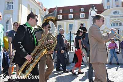 Blue Wave Blues och Jazz Festival, Binz på ön Rugen i Tyskland