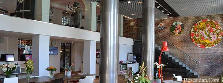 Centralt hotell i Oslo