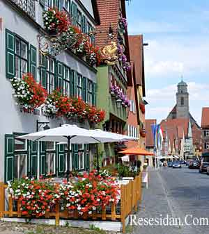 Dinkelsbuhl Germany