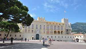 Bland sevärdheter i Monaco