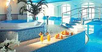 Kurhaus Binz Spa hotell på Rugen